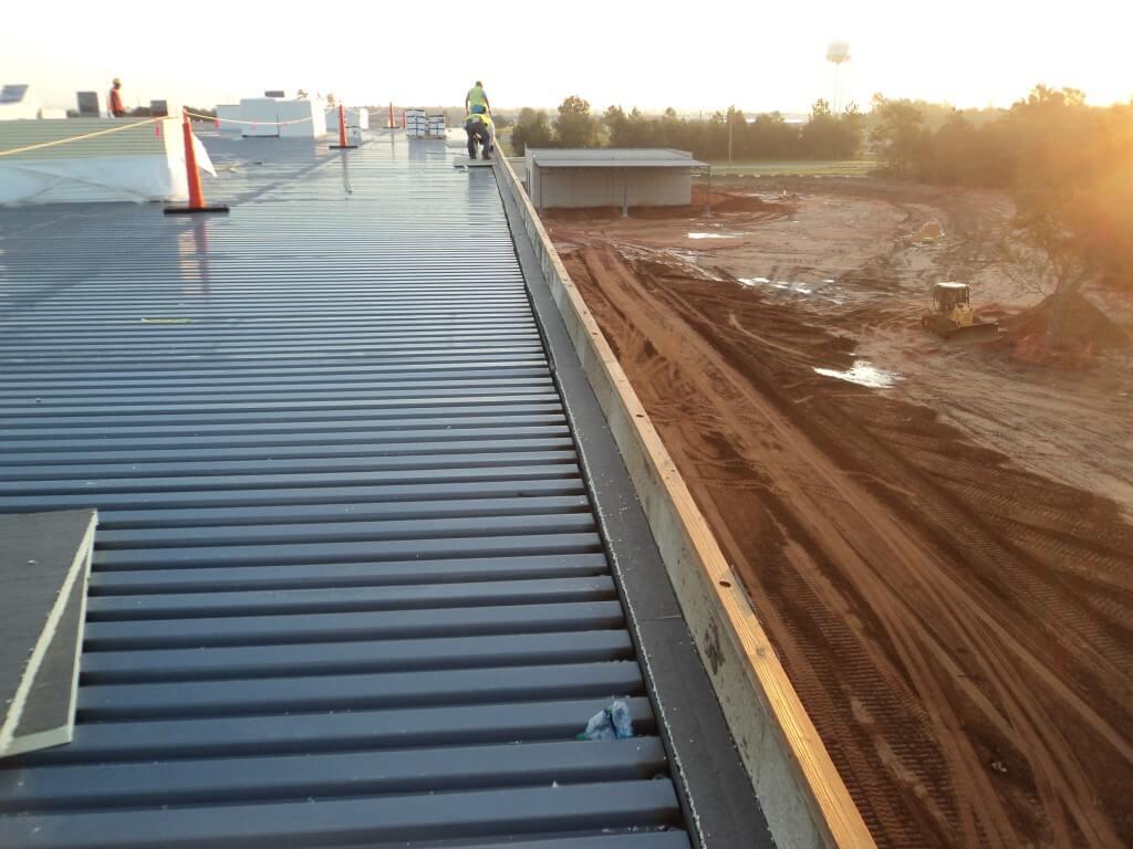 steel decking